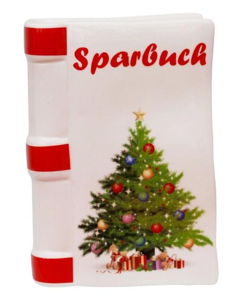 Spardose Motiv / Weihnachtsbaum