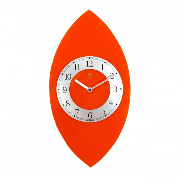 Glasuhr, Ellipse orange
