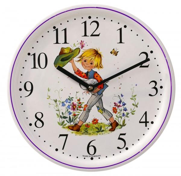 Kinderzimmer-Uhr  / Hans im Glück