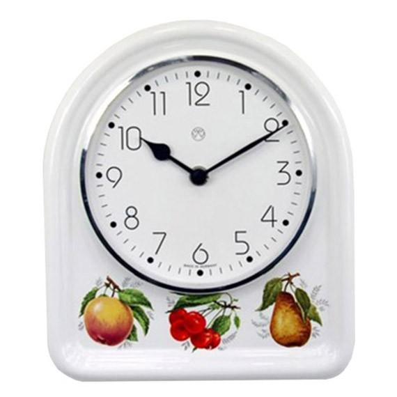 Quarz-Küchenuhr / Obst
